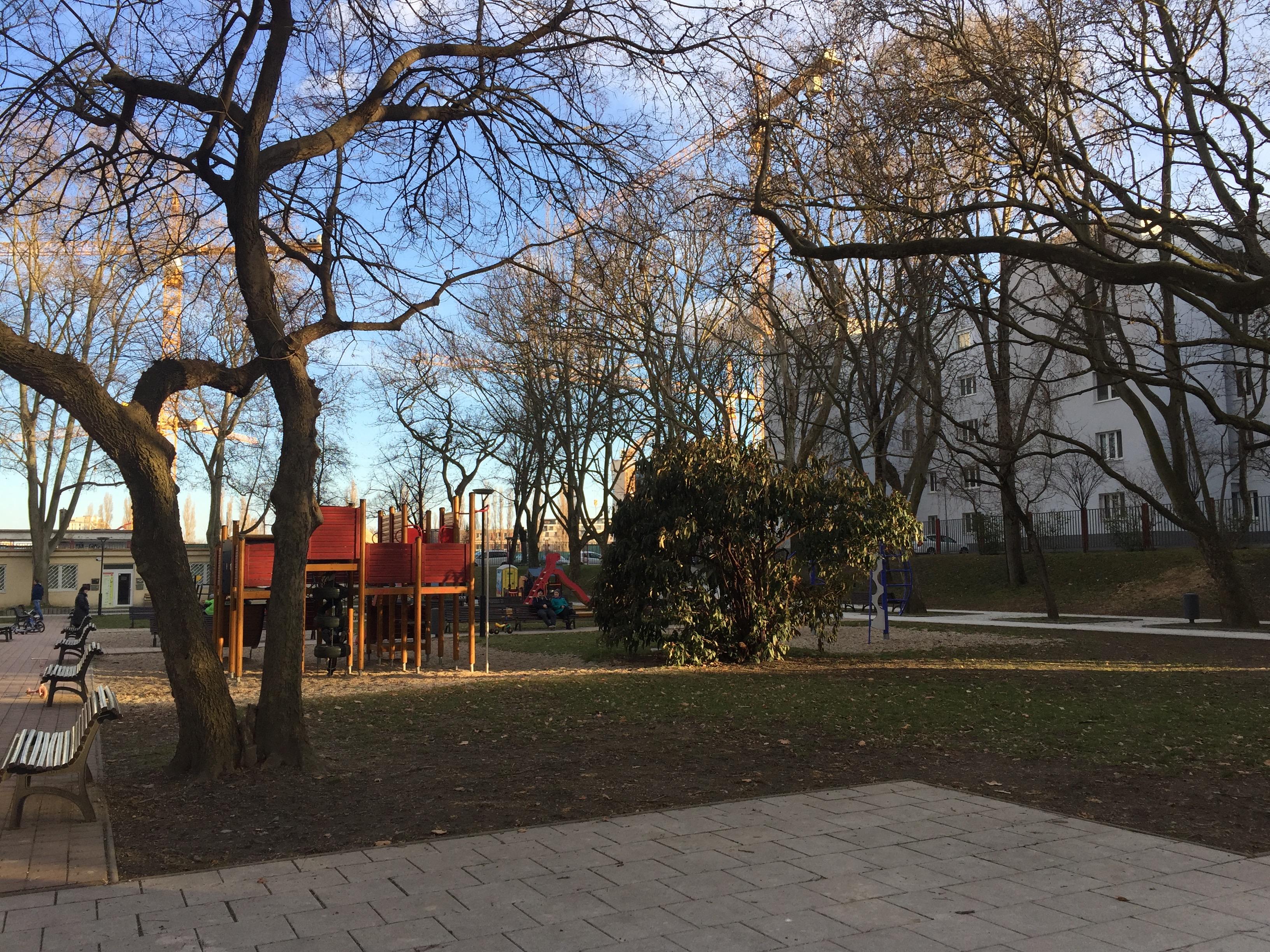 Detské ihrisko Jama prešlo rekonštrukciou